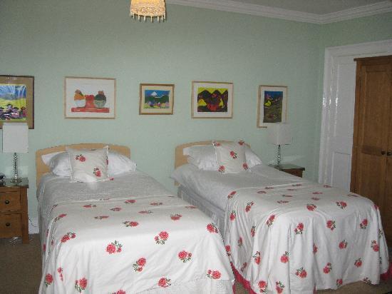 Old Bank House B&B: Bedroom 2