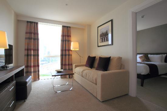 Staybridge Suites London-Stratford City: One Bedroom Suite