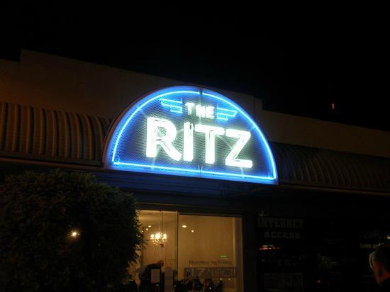 The Ritz: also known as Ritz on Hotham