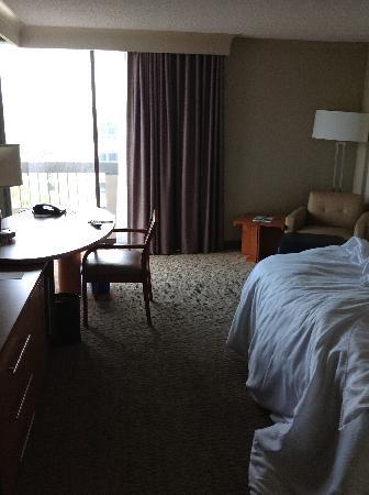 The Westin Prince Toronto: The room