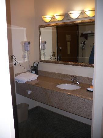 La Quinta Inn & Suites Nashville Airport: Bath