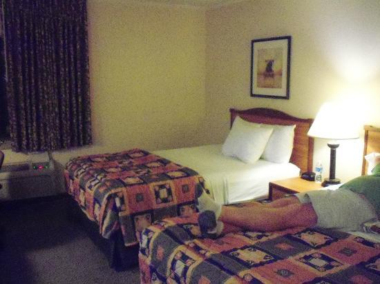 La Quinta Inn & Suites Nashville Airport: Right side of room