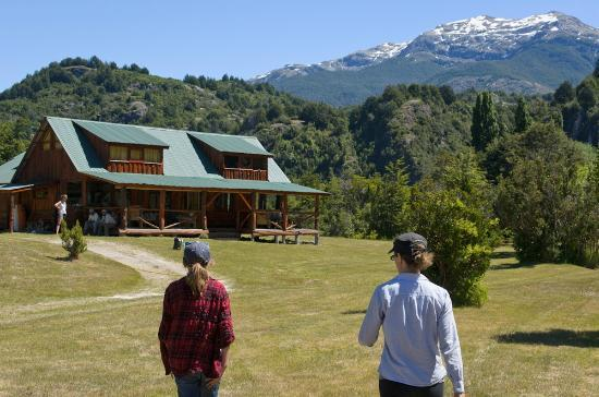 Valle Bonito Lodge: the lodge