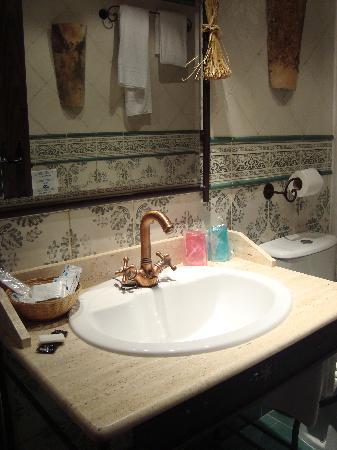 La Posada de Ubeda : Baño