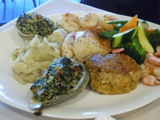 Seafood Lunch Va Beach