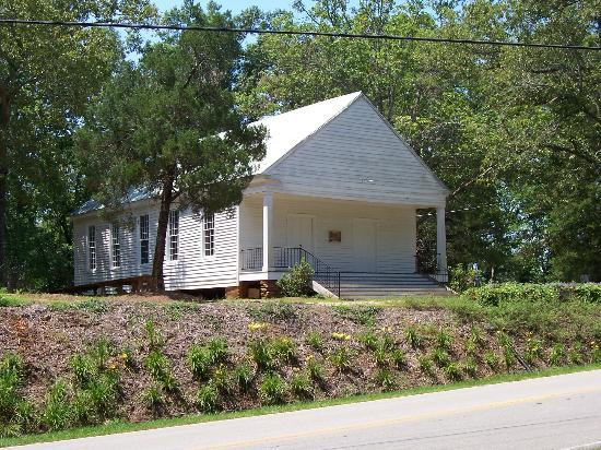Thomson, Géorgie : Wrightsboro Historic District - McDuffie County, GA