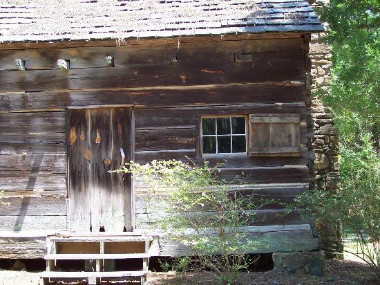 Wrightsboro Church: Wrightsboro Historic District - McDuffie County, GA
