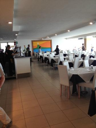 Rivoltella, Italien: Sala da pranzo