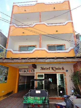 Hotel Kinich on Juarez