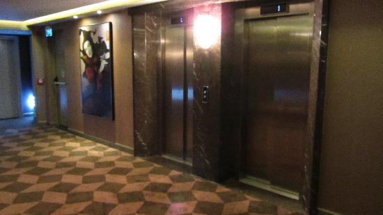 Opera Hotel : elevator