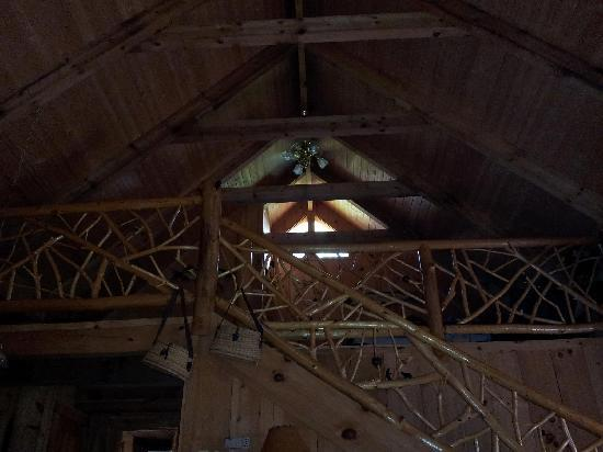 Cosby Creek Cabins: Loft