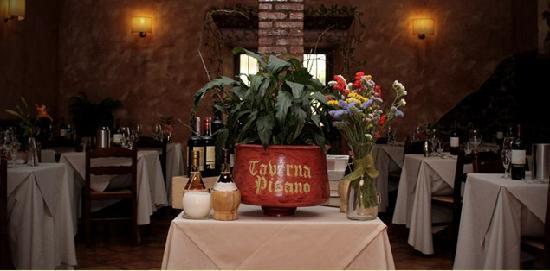 Taverna Pisano : La taverna