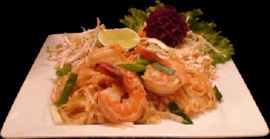 Ban Chok Dee Thai Cuisine: Ban Chok Dee World Famous Pad Thai