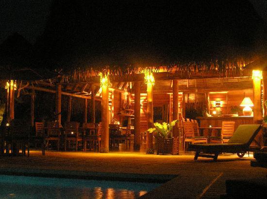 Lodge Ylang Ylang : The Restaurant