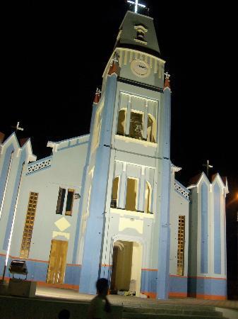 Areia Branca´s church