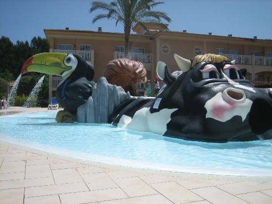 Aparthotel Playa Mar & Spa: Kids slides