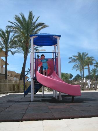 Aparthotel Playa Mar & Spa: Playground