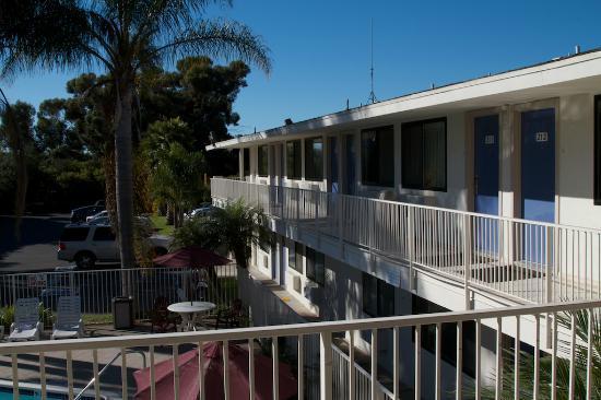 Motel 6 Santa Barbara - Goleta: Erstes Geschoss