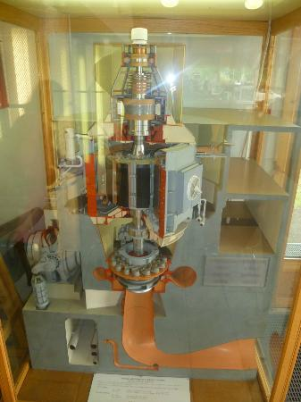 Dalmally, UK: generator model