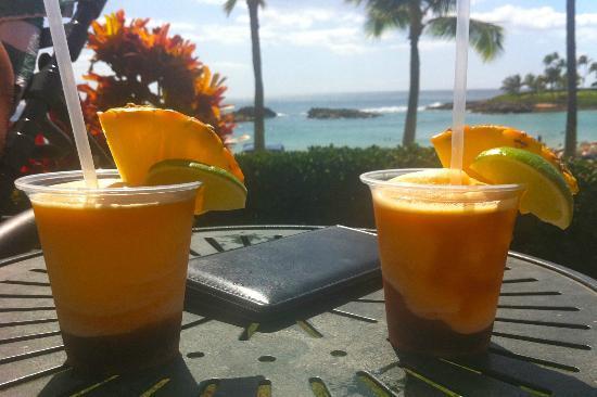 Marriott Ko Olina Beach Club: Frozen Mai Tais