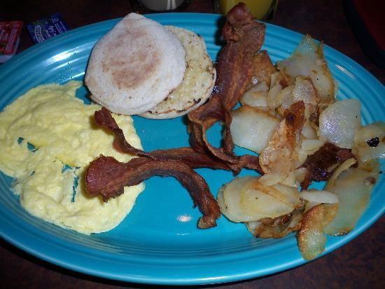 Blue Sky Cafe : Great American Breakfast