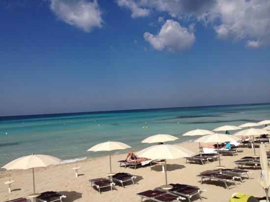 Vivosa Apulia Resort: spiaggia