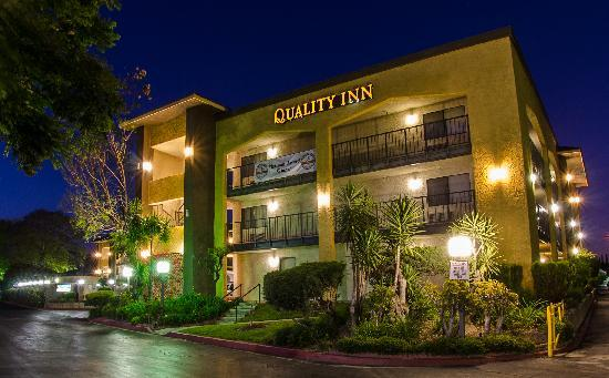 Quality Inn Ontario Airport Convention Center: Hotel  Exterior
