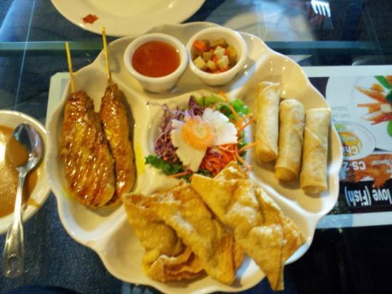 Mae Phim Lakewood Thai Restaurant: Appetizer