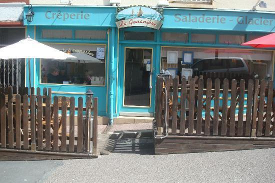 Saint-Valery-en-Caux, France : La Gouniere