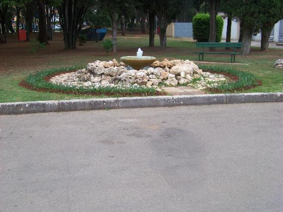 Park Plaza Medulin: Hotel Grounds