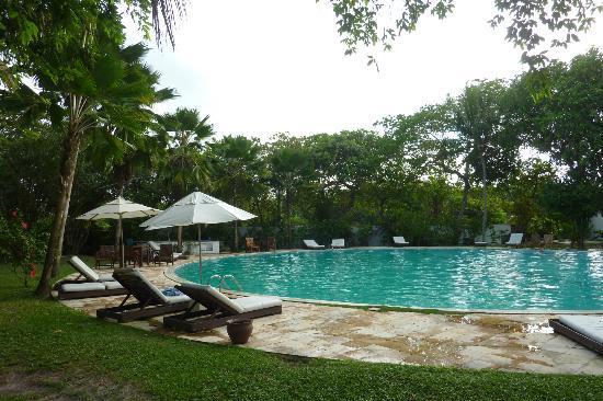 Hotel Village Natureza Beach Resort: Pool side