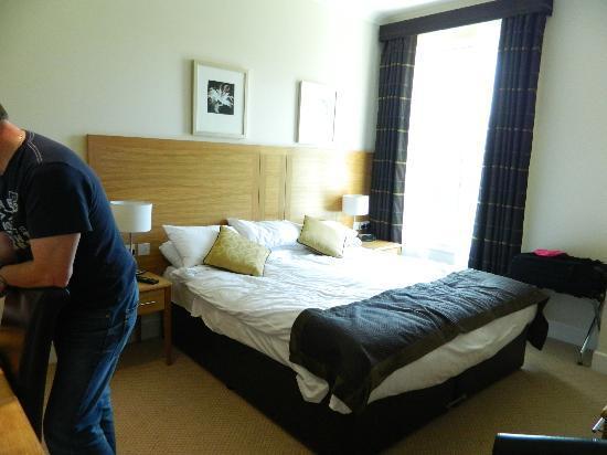 Best Western Balgeddie House Hotel: Deluxe room