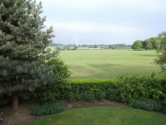 Best Western Garstang Country Hotel And Golf Centre : View from room 28
