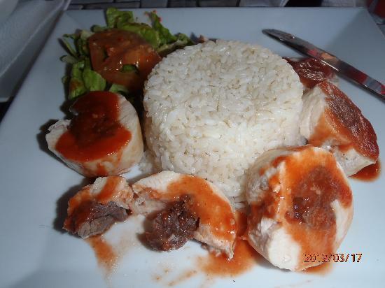 Mi Terraza: Delicious meal