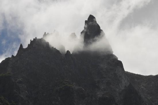 Valle Bonito Lodge: Patagonia Peaks