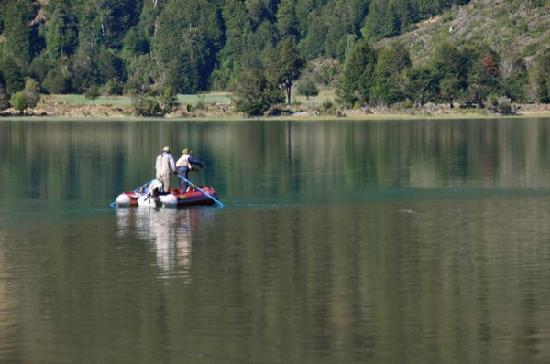 Valle Bonito Lodge : Fly Fishing Patagonia, Chile