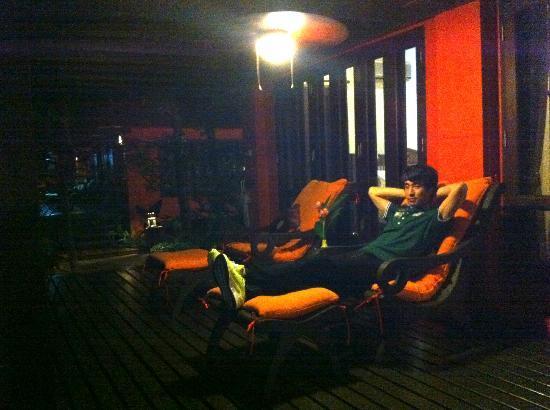 Baan Nam Ping Riverside Village: 레사으세ㅓ