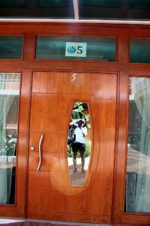 Blue Marlin Hotel: Room 5 where we stayed