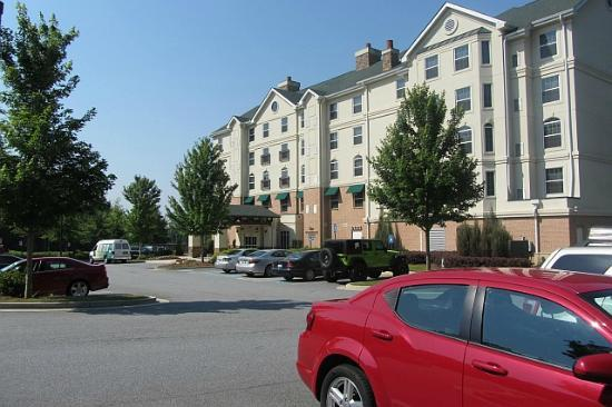 Homewood Suites Atlanta I-85-Lawrenceville-Duluth: Front entrance