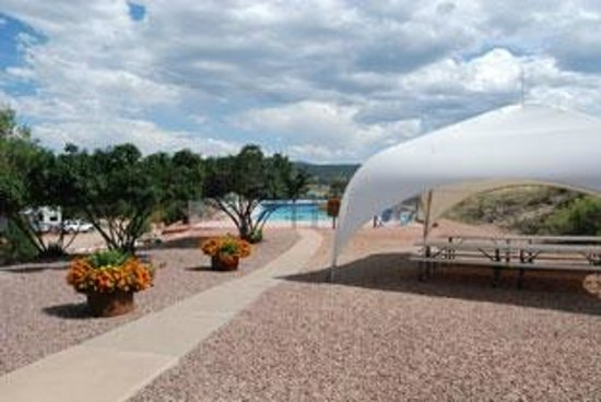 Royal View Campground : Pool