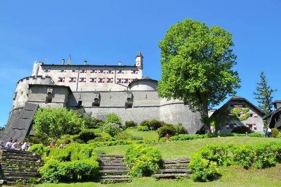 Werfen, ออสเตรีย: Circling the Fortress