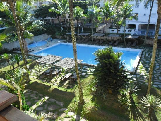 Strand Hotel : vista do quarto
