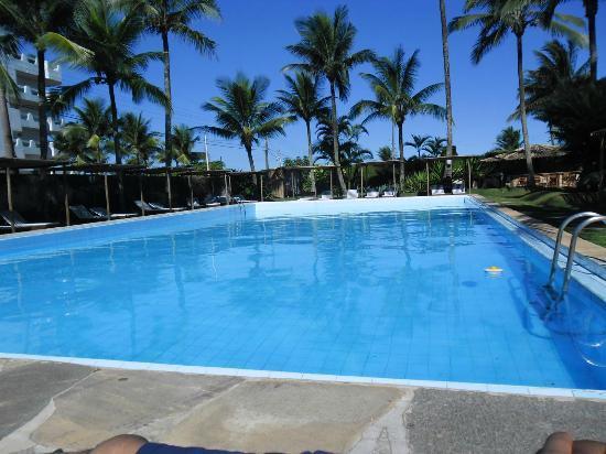 Strand Hotel : piscina