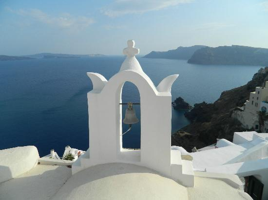 Merovigliosso Apartments: Walk to Oia