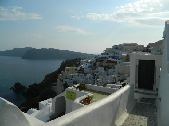 Merovigliosso Apartments : Oia Pre-Sunset