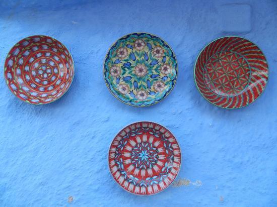 Merovigliosso Apartments: Santorini Pottery