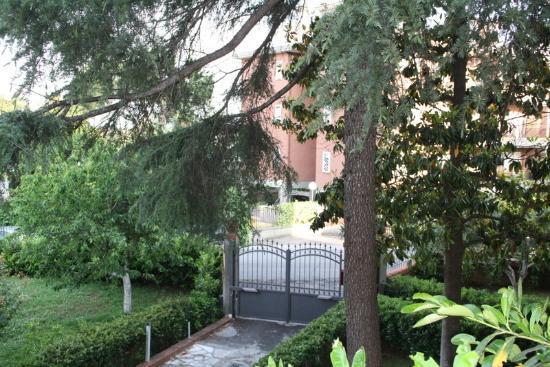 B&B Ipogeo degli Ottavi : private garden
