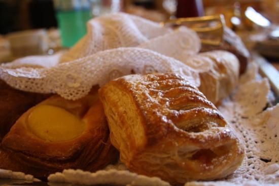 B&B Ipogeo degli Ottavi : breakfast