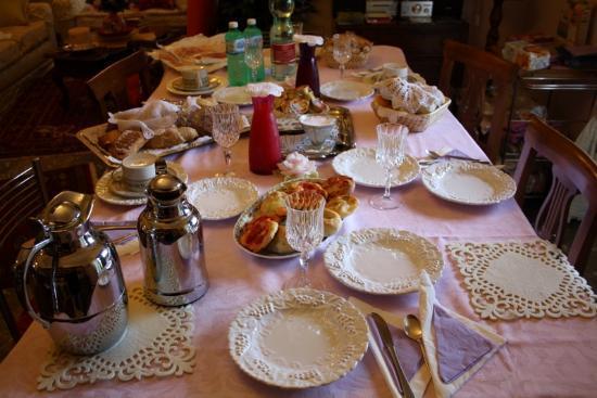 B&B Ipogeo degli Ottavi : breakfast - perfect