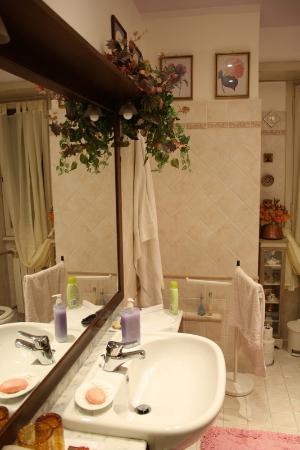 B&B Ipogeo degli Ottavi : bathroom